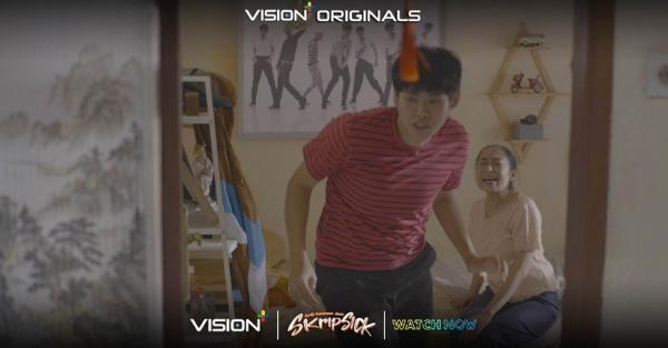 """Sinopsis Vision+ Originals """"Skripsick"""" Episode 9 & 10: Dilema Besar Dihadapi Chara untuk Jadi Sarjana"""