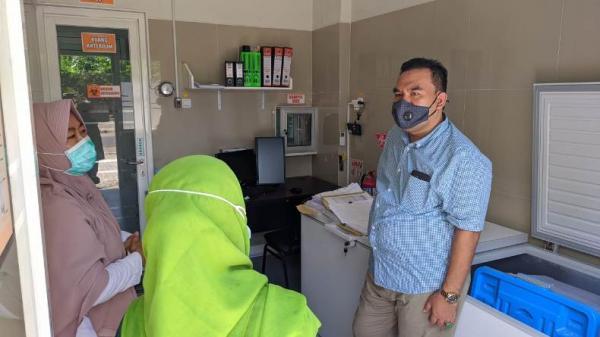 Usai Dilantik, Bupati Blora Cek Layanan Labkes Dinas Kesehatan