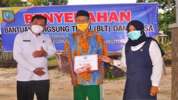 Realokasi Dana Desa di Belitung Timur, 8 Persen untuk Penanganan Covid-19