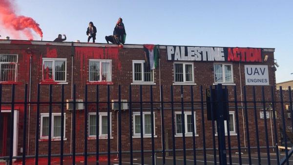 Rusak Pabrik Senjata Israel, 6 Aktivis Bela Palestina Ditangkap Aparat Inggris