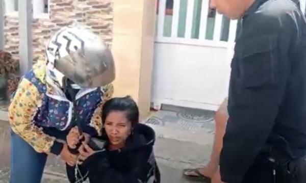 Jual Sabu ke Polisi, Perempuan Muda di Kendari Ditangkap