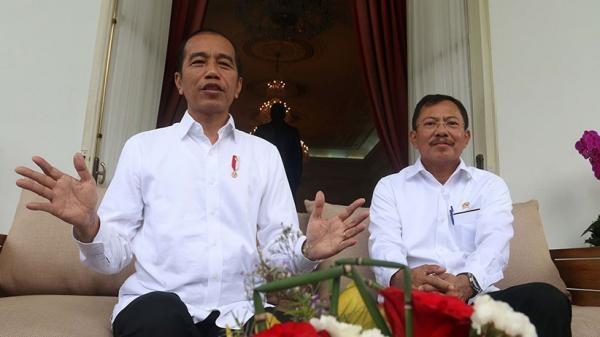 2 Maret 2020, Presiden Jokowi Umumkan Pasien Positif Covid-19 Pertama di Indonesia