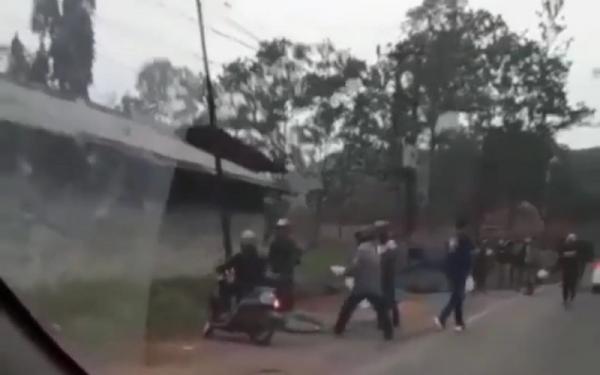 Bentrok Berdarah 2 Geng Motor di Padalarang, Polres Cimahi Tangkap 5 Pelaku