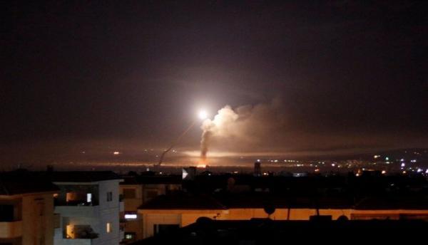 Serangan Rudal Hantam Rumah Sakit dan Perumahan di Suriah, 13 Orang Tewas