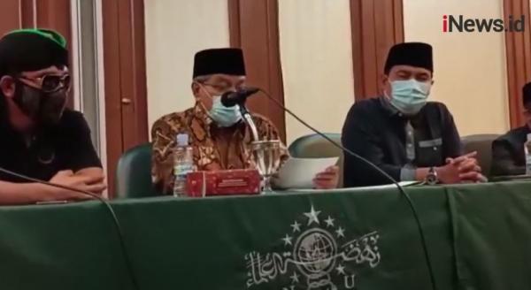 Video KH Said Aqil Tegaskan Miras Haram, Tak Mungkin Dicari Jalan Supaya Halal
