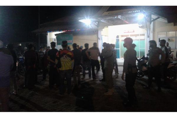 Bentrok Antarpemuda di Tanjab Timur, Tiga Orang Luka Parah akibat Senjata Tajam