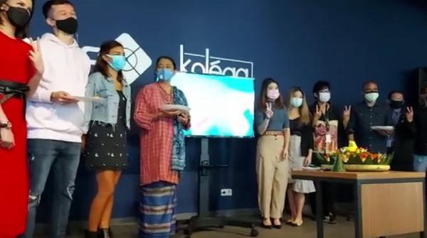 Platform Vision+ Tayangkan Series Baru The Intern Kental dengan Anak Muda