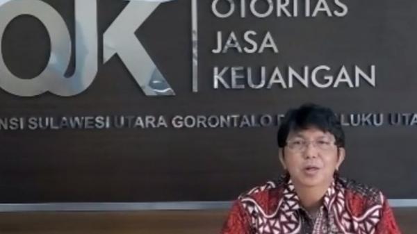 OJK Ingatkan Masyarakat Sulut Waspadai Investasi Tiktok Cash dan Snack Video
