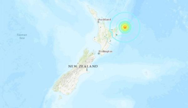 Gempa Ketiga M8,1 di Selandia Baru Berpotensi Tsunami, Ribuan Warga Dievakuasi