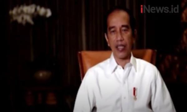 Video 2 Orang Terpapar Corona B117 Negatif, Jokowi: Masyarakat Tak Perlu Khawatir
