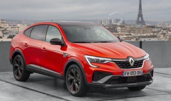 Renault Arkana Buka Pemesanan, di Korea Pakai Merek Samsung XM3