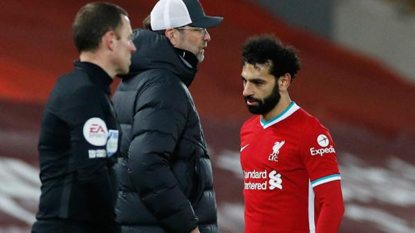 Mohamed Salah Kesal saat Diganti, Jurgen Klopp Malah Senang