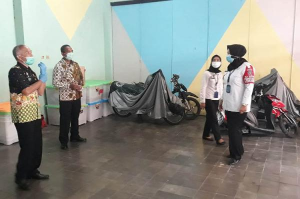 Raih Predikat WBK, Rupbasan Wates Jadi Obyek Studi Tiru Kanwil Kumham Jatim
