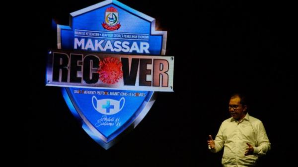 Anggaran Kelurahan Rp77,7 Miliar Akan Dipakai untuk Relawan Makassar Recover