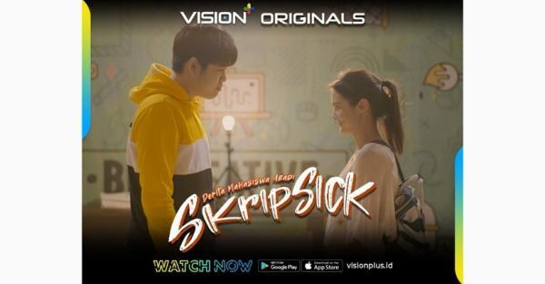 Episode Final Vision+ Originals Skripsick: Berhasilkah Chara Lulus Kuliah & Dapatkan Hati Bunga?