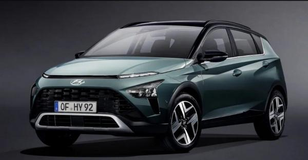 Desain Hyundai Bayon Terlihat Tangguh, Cocok Jadi Mobil Penjelajah