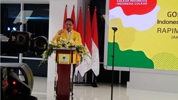 Elektabilitas Meroket, Survei: Airlangga Tokoh Parpol yang Punya Tiket dan Paling Cocok Jadi Presiden 2024
