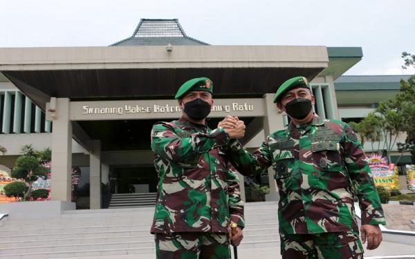 Pimpin Kodam IV/Diponegoro, Ini Pesan Pangdam Mayjen TNI Rudianto