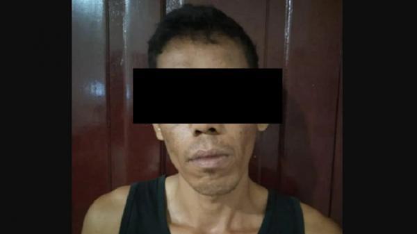 Pengedar Sabu di Bandar Simalungun Ditangkap Polisi