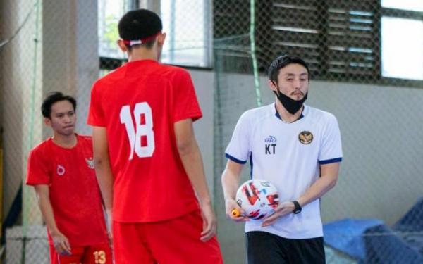 Timnas Futsal Indonesia Duduk di Peringkat 10 Besar Asia