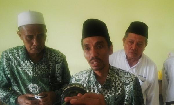 Duet KH Mas Sulaiman dan KH Muhibbin Zuhri Kembali Pimpin PCNU Surabaya