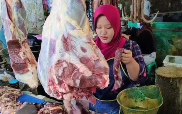 Harga Daging Sapi di Cimahi Mulai Naik, Tembus Rp130.000 per Kg