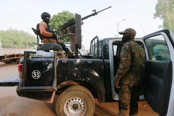 Pangkalan Militer Diserbu Kelompok Bersenjata, 33 Tentara Mati