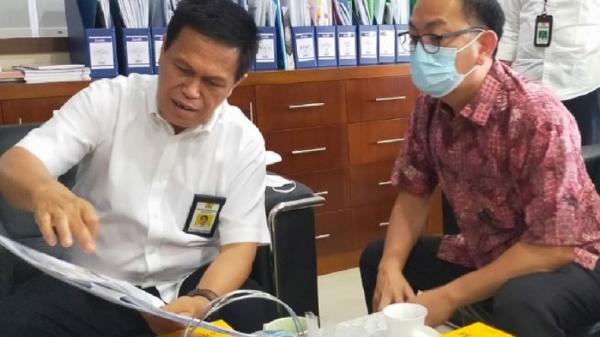 Kota Tomohon Prioritaskan Program Pemenuhan Kebutuhan Air Bersih