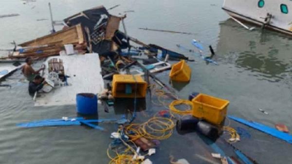 Kapal Motor Meledak di Sumenep, Tiga ABK Luka-Luka
