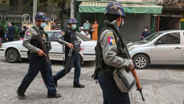 Junta Militer Myanmar Buru Puluhan Pesohor yang Tolak Kudeta