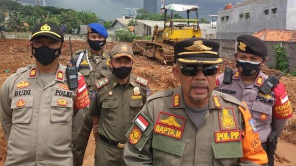 Ini Alasan Satpol PP Lepas Segel Proyek yang Jadi Pemicu Bentrokan Ormas di Tangsel