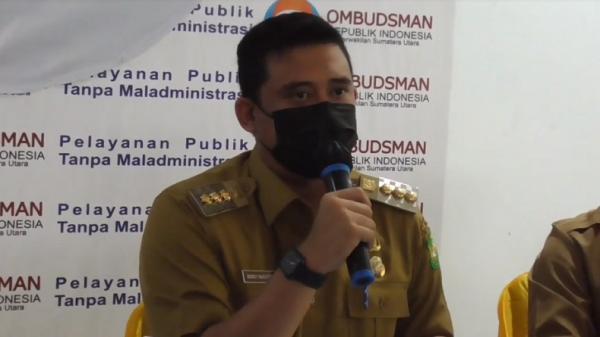 Ombudsman Temukan Maladministrasi Pencairan Insentif Nakes, Ini Kata Bobby Nasution