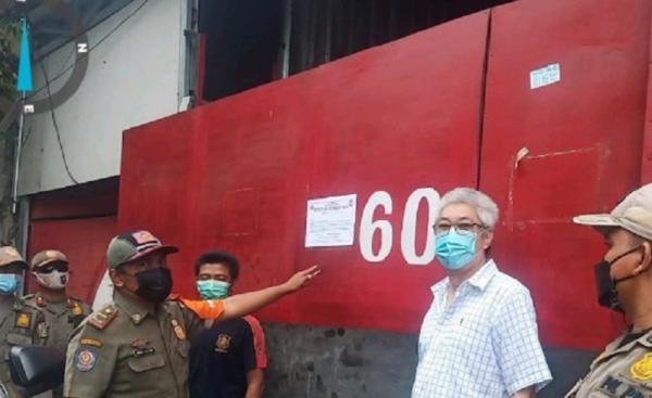 Tak Sediakan Pengukur Suhu Tubuh, Kantor di Cengkareng Ditutup 3 Hari