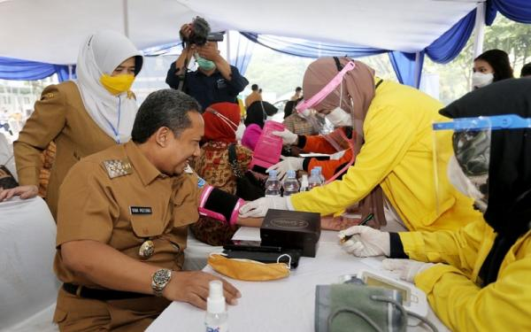 Vaksinasi saat Ramadhan, Dinkes Kota Bandung Pertimbangkan Penyuntikan Digelar Malam