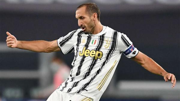 Masa Depan Digantung Juventus, Giorgio Chiellini Pertimbangkan Pensiun