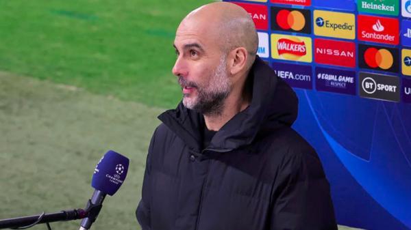 Man City Libas Monchengladbach, Guardiola Puji Performa Timnya