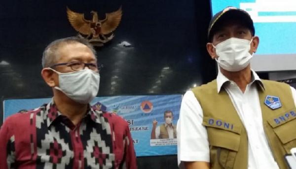 Doni Monardo Minta Pos Lintas Batas di Kalbar Diperketat Cegah Kasus Impor Covid-19
