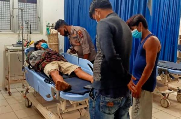 Bermain Ponsel, 2 Remaja di Dharmasraya Tewas Tersambar Petir, 1 Luka Parah
