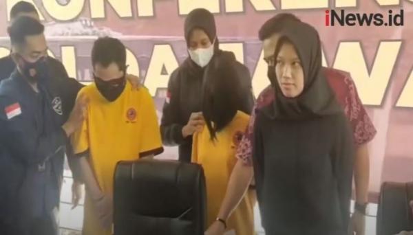 Video Sepasang Kekasih Pemeran Video Porno di Bogor Ditangkap Polisi