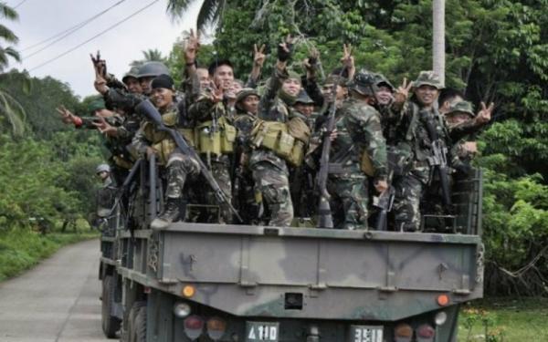 Tiga WNI yang Disandera Abu Sayyaf Berhasil Diselamatkan Tentara Filipina