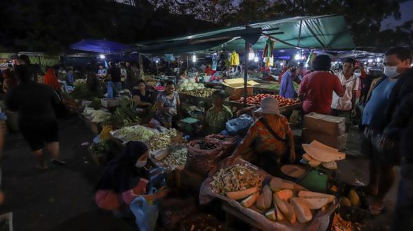 Wali Kota Jayapura Minta Pedagang Tak Naikkan Harga Jelang Ramadhan