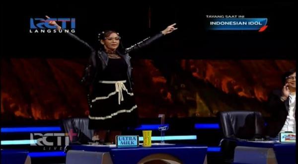 Penampilan Rimar di Indonesian Idol Bikin Maia Estianty Berdiri di Atas Kursi Juri, Judika: Ajaib!