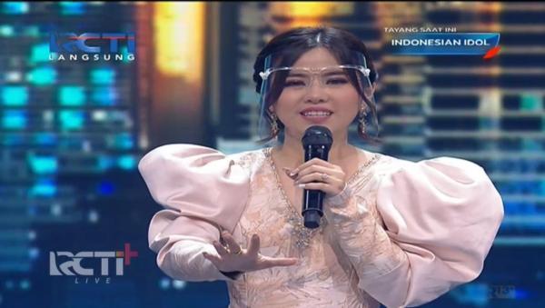 Melisa Tersingkir di Babak 4 Besar, Ini Peserta Top 3 Indonesian Idol Special Season