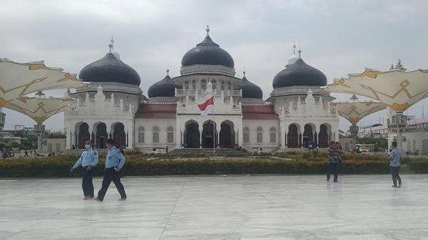 Bangkit saat Pandemi, Pemkab Pidie Jaya Fokus Pengembangan Wisata Islami