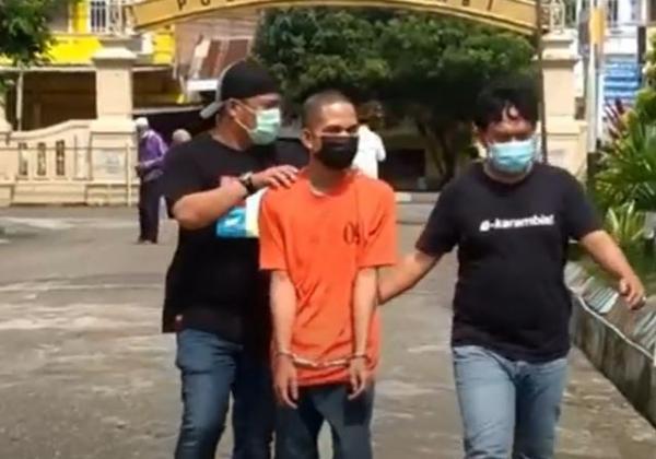 Raja Jambret di Jambi Ditangkap setelah Beraksi 57 Kali, Polisi Buru 2 Pelaku Lain