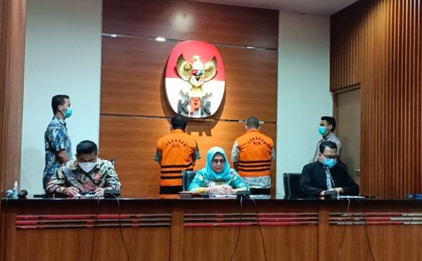 KPK Tahan 2 Pejabat BPN Dalam Kasus Dugaan Gratifikasi dan Pencucian Uang
