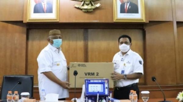 PT Pindad Berikan 5 Ventilator Gratis untuk Pemprov Gorontalo