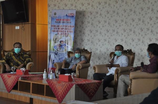 DPRD Jateng Kritisi Harga Gabah yang Selalu Anjlok saat Panen Raya