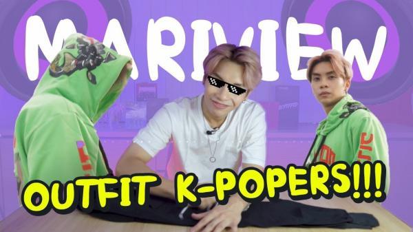 Ini Gaya Pakaian Bintang K-Pop Ala Mavin Z-BOYS