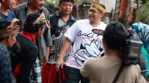 Anas Urbaningrum Main Tebak-tebakan Lagi, Gede Pasek Dilarang Komen